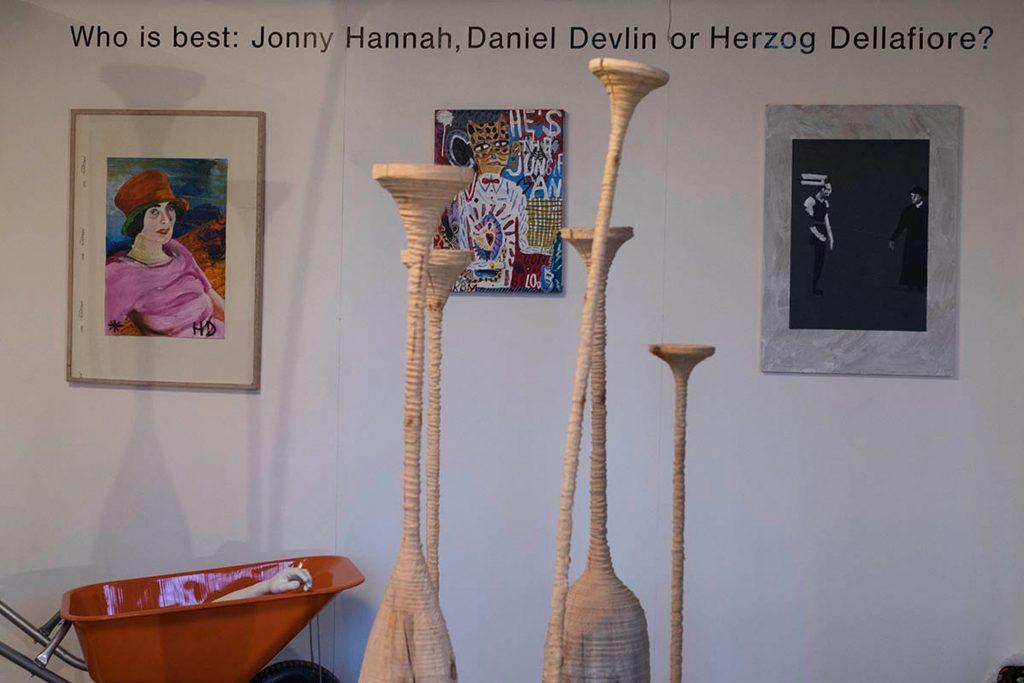 Who is best: Jonny Hannah, Daniel Devlin or Herzog Dellafiore?