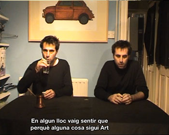Conversation with Catalan subtitles